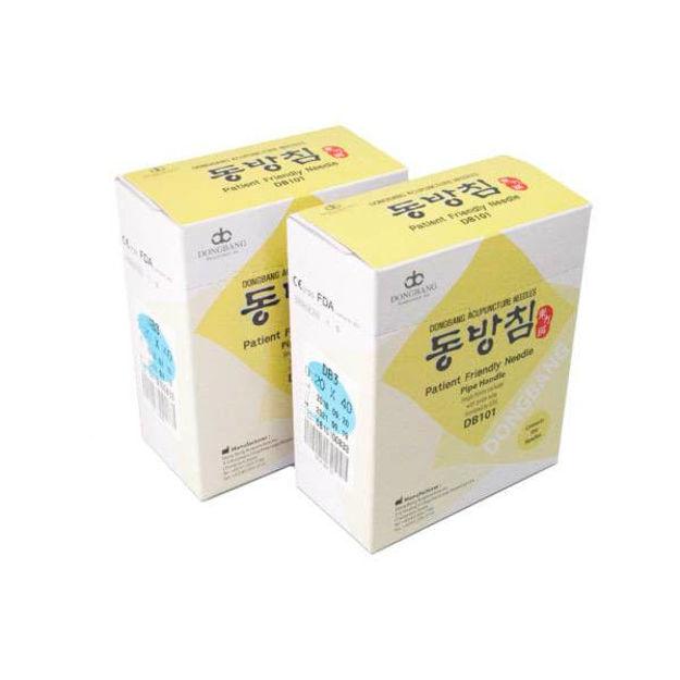 Dongbang Needles with Tube