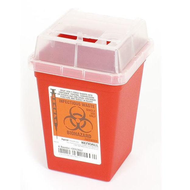Needle Disposal System - Quart