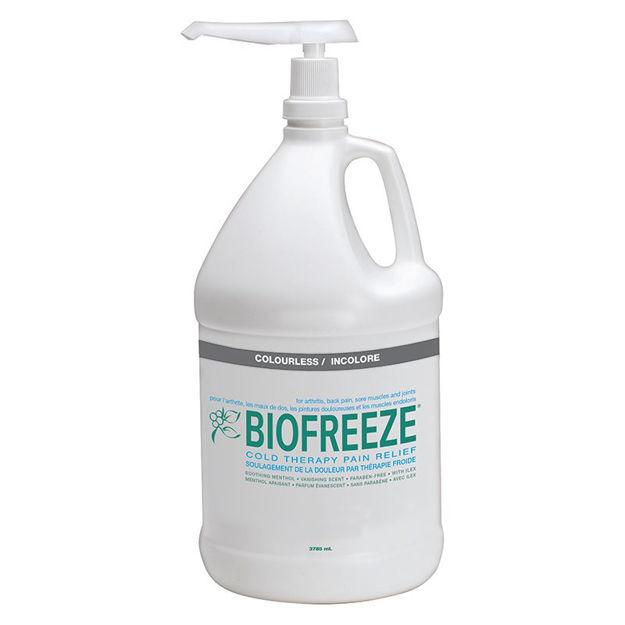 Picture of Biofreeze Gel Pump Gallon