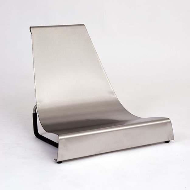 Inside Seat With Reclining Back Rest