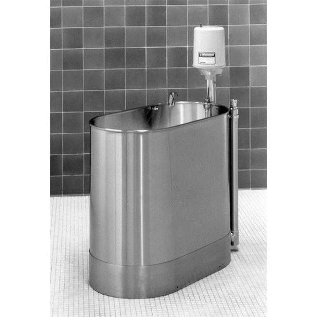 Whirlpool Hi-Boy Bath Long 75 Gallons - Stationary