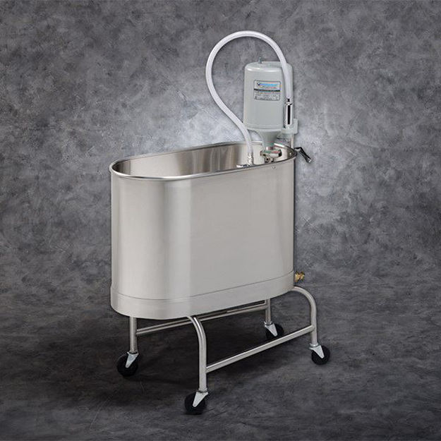 Whirlpool Arm 22 Gallons - Mobile With Under Carriage