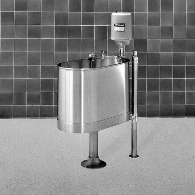 Whirlpool Arm 22 Gallons - Stationary With Pedestal