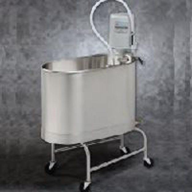 Whirlpool 15 Gallons - Mobile With Under Carriage
