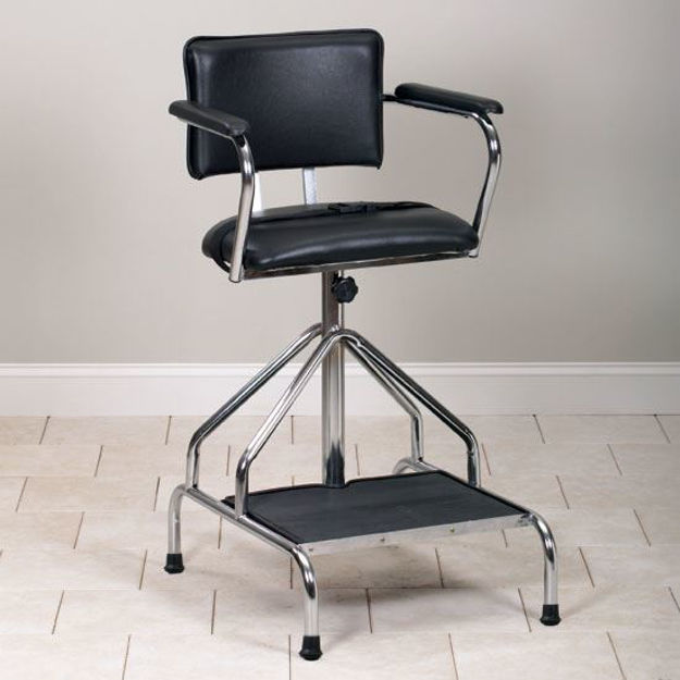 High Whirlpool Chair without Casters