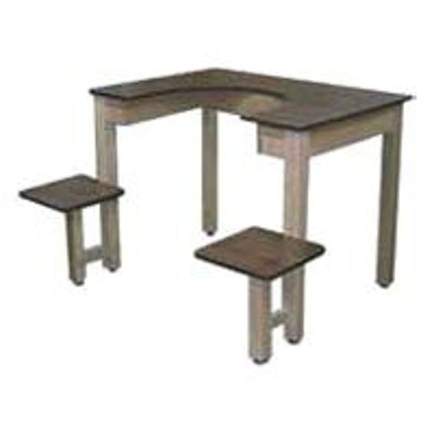 Picture of Combination Table W/Seat 51 Cm Wide Bath