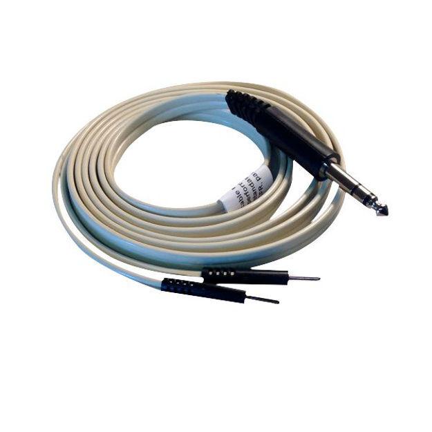 "Dynatron Lead Wire Old Style 120"" Black"