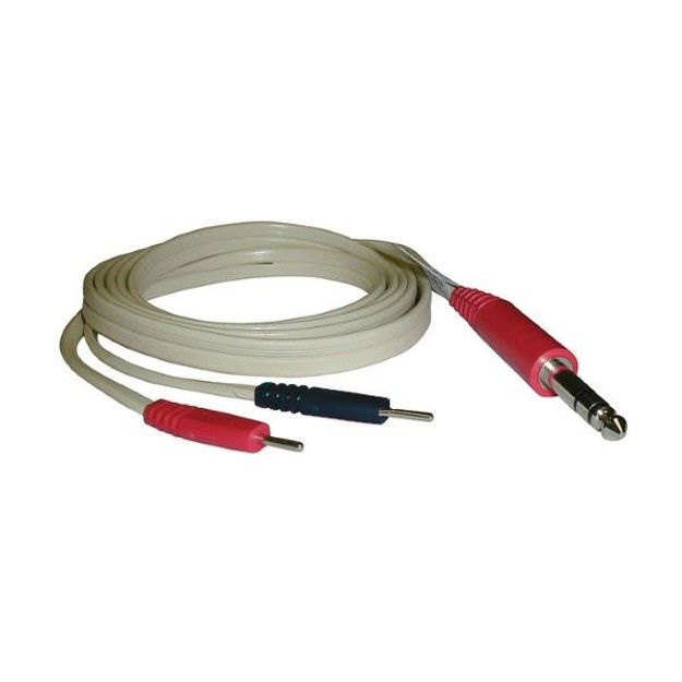 "Dynatron Lead Wire Old Style 72"" Red/Black"