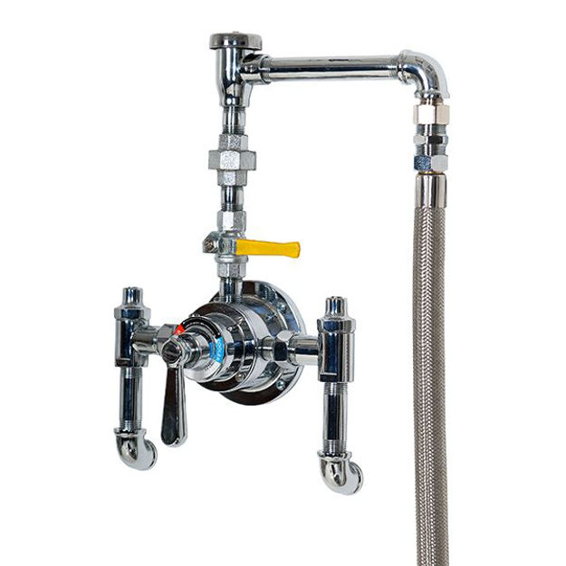 Picture of Thermostatic Water Mixing Valve - 15GPM