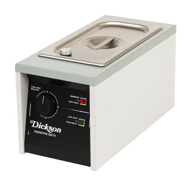 Dickson Clinic Paraffin Unit Paraffin unit with timed sterilized circuit