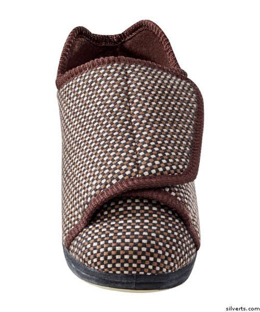 Mens XX Wide Slippers For Swollen Feet