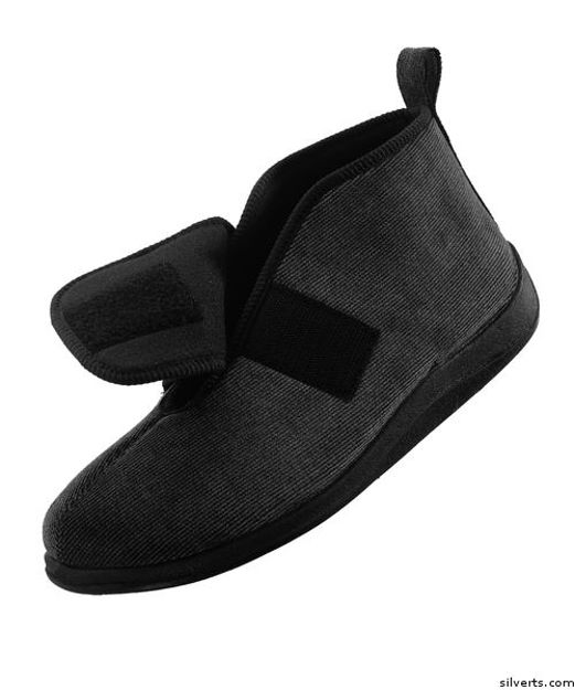Picture of Comfortrite Wide Slippers For Men - Extra Wide Extra Deep