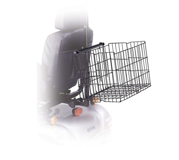 Rear Basket for Scooters
