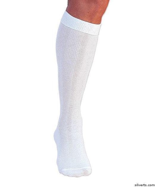 Cotton Knee Socks - Womens