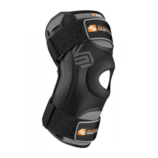 Shock Doctor Knee Stabilizer with Flexible Support Stays 870