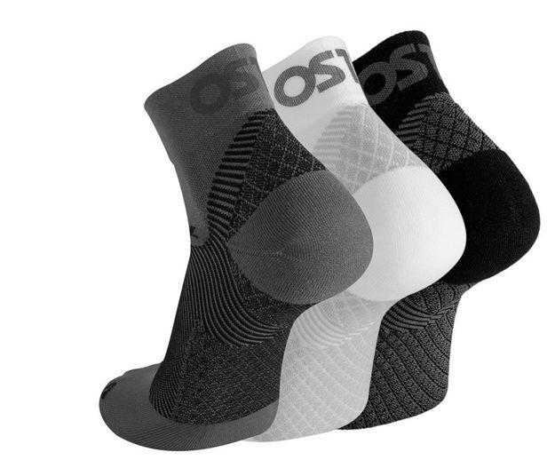 FS4 Orthotic Socks (Plantar Fasciitis, Heel Pain)