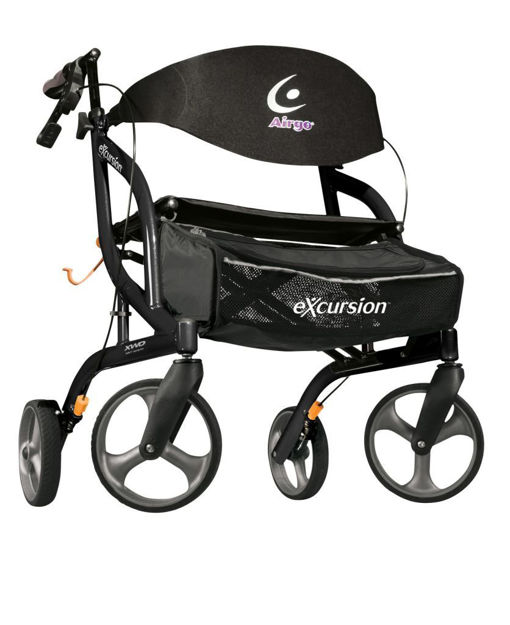 Picture of Airgo eXcursion XWD Lightweight Side-Fold Rollator