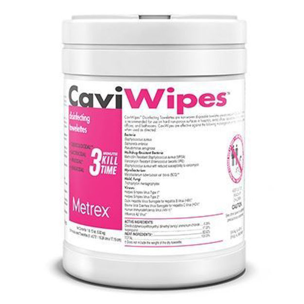 CaviWipes ( Available end of August 2020)