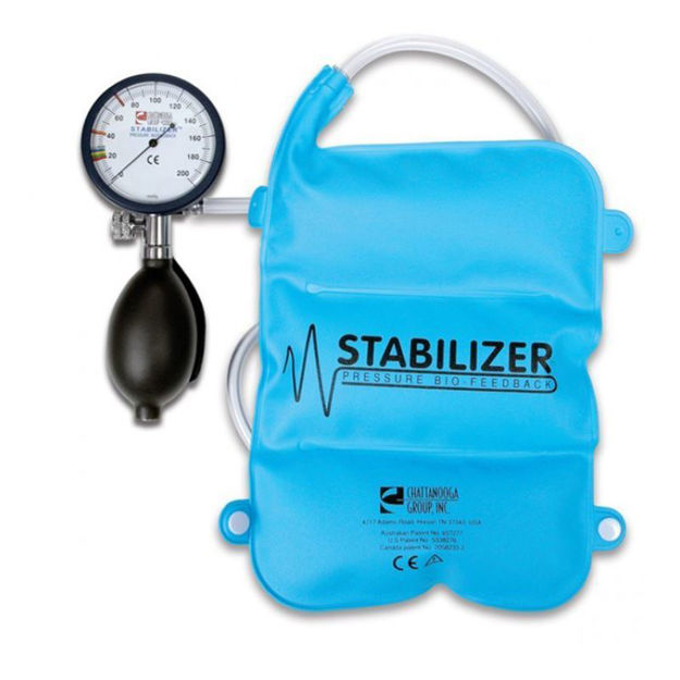 Stabilizer Pressure Biofeedback Unit (PBU)