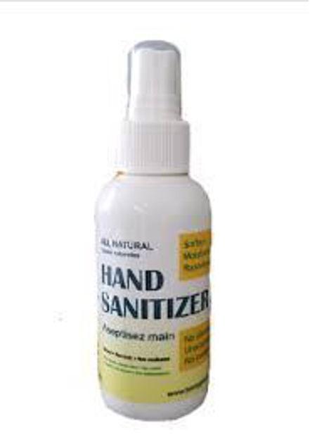 Hand Sanitizer (Liberty Naturals )
