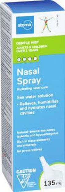 Atoma Nasal SP Gentle 135 ml