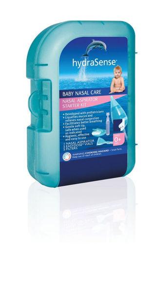 HydraSense Nasal Aspirator Starter Kit Baby