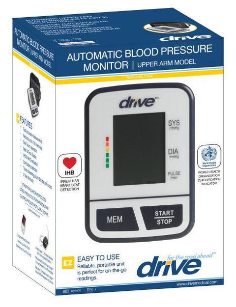 Economy Automatic Blood Pressure Monitor, Upper Arm