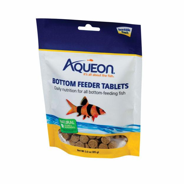 Aqueon Bottom Feeder Fish Food 36 3 ounce tablets