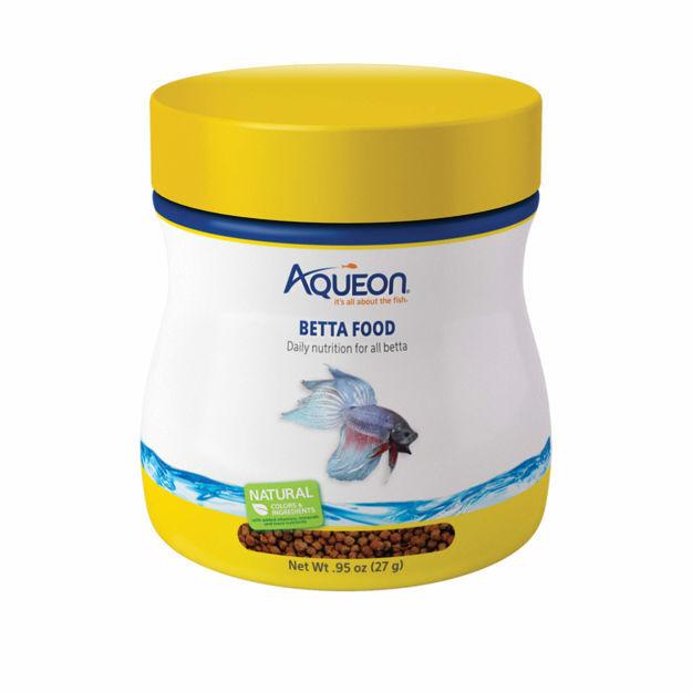 Aqueon Betta Fish Food 0.95 ounces