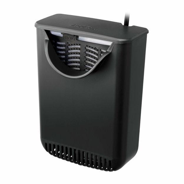 "Aqueon QuietFlow E Internal Power Filters Medium Black 5.75"" x 3.94"" x 8.19"""