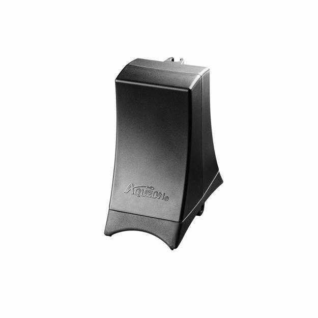 """Aqueon QuietFlow Air Pump 20 Black 4.9"""" x 2.38"""" x 4.56"""""""