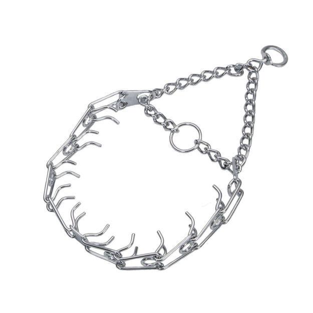 Coastal Pet Products Herm. Sprenger Ultra-Plus Prong Dog Training Collar 2.25mm Silver