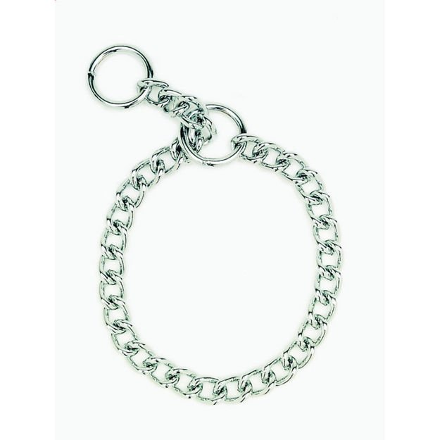 "Coastal Pet Products Herm. Sprenger Dog Chain Training Collar 2.0mm 18"" Silver"