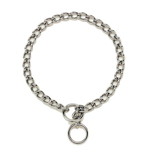 Coastal Pet Products Herm. Sprenger Dog Chain Training Collar 3.0mm Silver