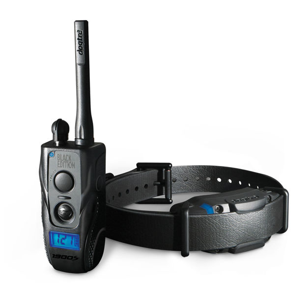 Dogtra 1900S Black Edition 1 Mile Remote Trainer Black