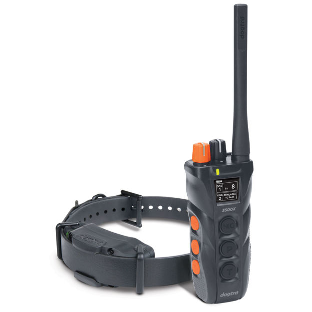 Dogtra Dual System 1.5 Mile Dog Remote Trainer Expandable