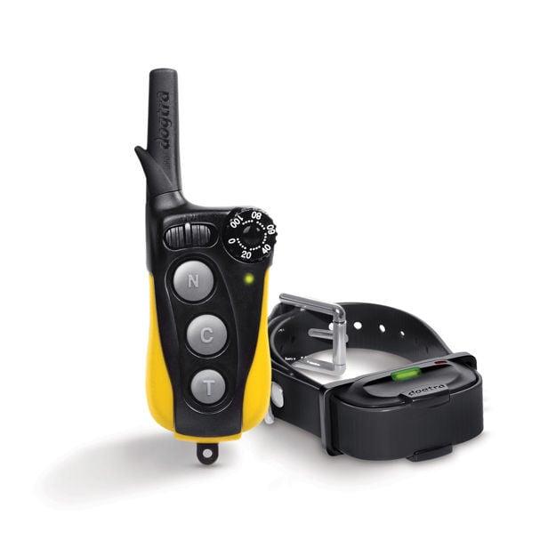 Dogtra iQ Mini 400 Yard Expandable Dog Remote Trainer Black / Yellow