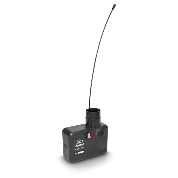 Dogtra Sound Box for Remote Trainers Black