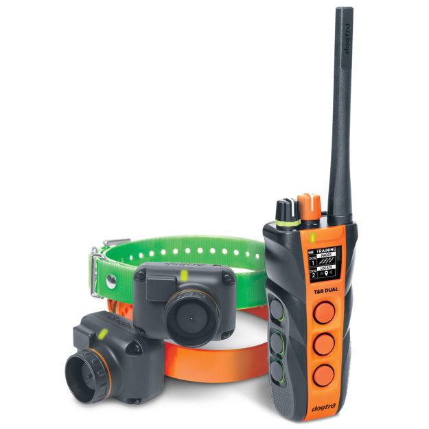 Dogtra Train/Beep 1.5 Mile 2 Dog Remote Trainer