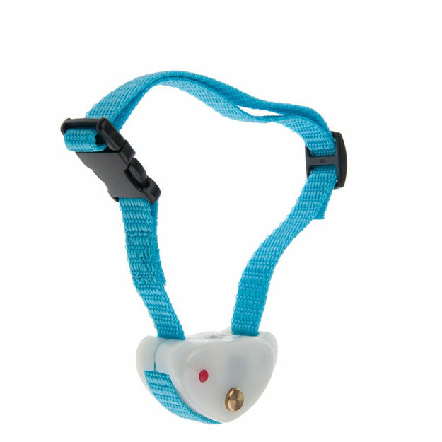 "Eyenimal Deluxe Spray NoBark Dog Collar Lavender Scent White 2.36"" x 1.26"" x 1.26"""