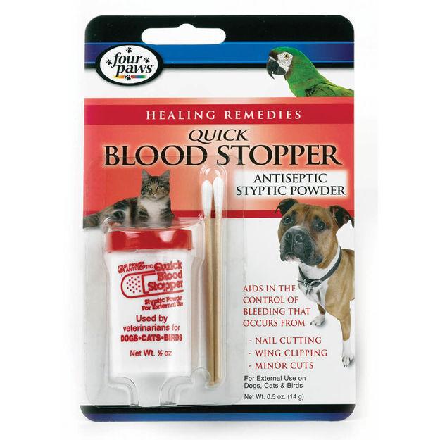Four Paws Quick Blood Stopper Powder 0.5 ounces
