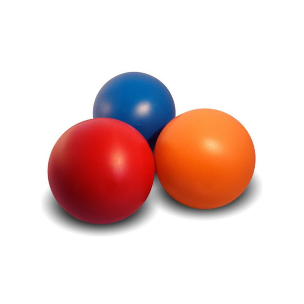 """Picture of Hueter Toledo Virtually Indestructible Ball 3 inches Assorted 3"""" x 3"""" x 3"""""""