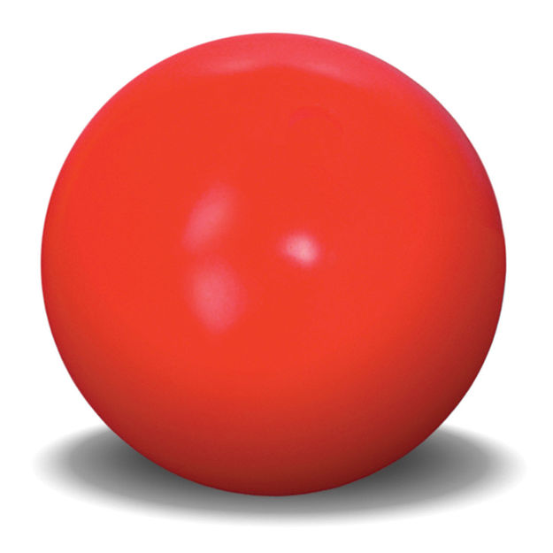 """Picture of Hueter Toledo Virtually Indestructible Ball 4.5 inches Assorted 4.5"""" x 4.5"""" x 4.5"""""""
