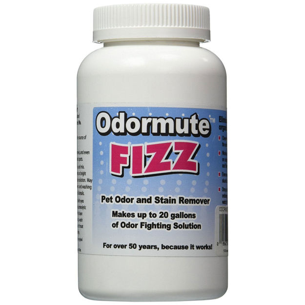 "Hueter Toledo Odormute Fizzy Tabs for Odor Elimination 20 Tablets 5"" x 2.5"" x 2.5"""