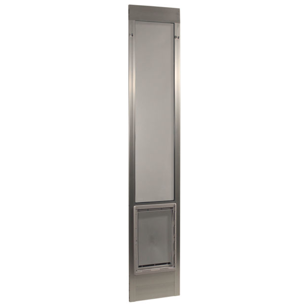 """Ideal Pet Products Fast Fit Pet Patio Door Extra Large Mill 2"""" x 15"""" x 77.63"""""""