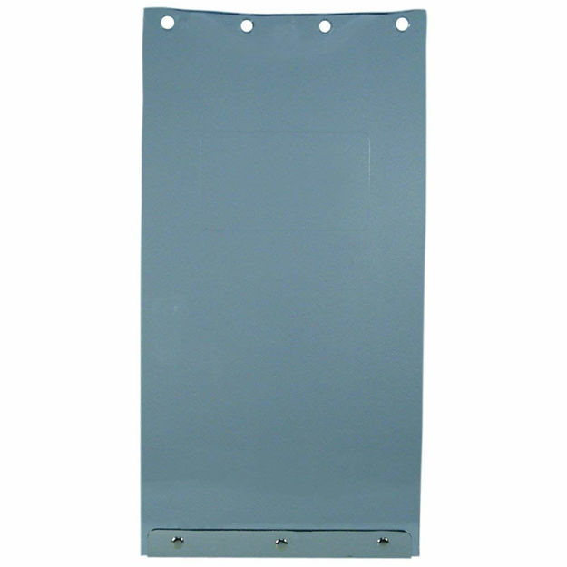 "Picture of Ideal Pet Products Ruff Weather Replacement Flap Medium Clear 0.19"" x 7.25"" x 13.88"""