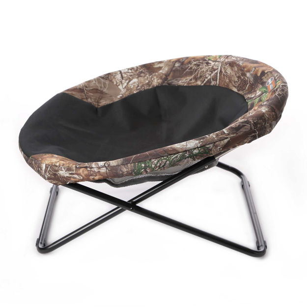 """Picture of K&H Pet Products Elevated Cozy Cot Large RealTree 30"""" x 30"""" x 16.5"""""""