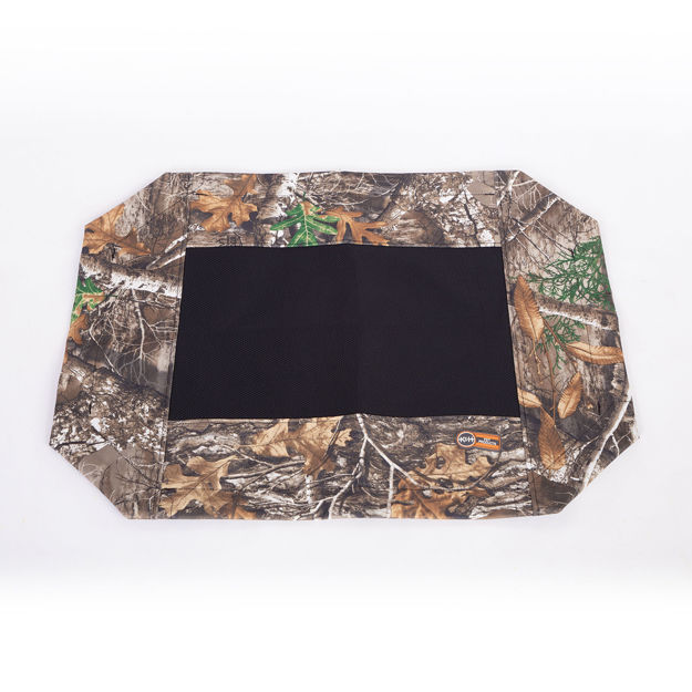 "Picture of K&H Pet Products RealTree Original Pet Cot Medium Camo 25"" x 32"" x 7"""