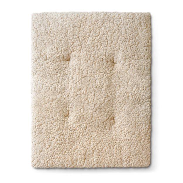 """K&H Pet Products Original Pet Cot Pad Large Beige 30"""" x 42"""" x 1.5"""""""