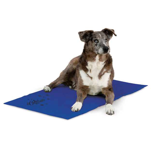"""K&H Pet Products Coolin Pet Pad Extra Large Blue 27"""" x 38"""" x 0.75"""""""